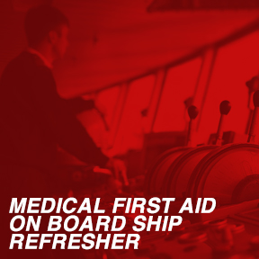 Medical First Aid On Board Ship Refresher Course